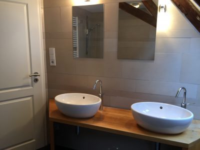Badezimmer Loftferienwohnung