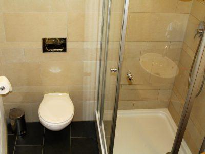 Luxus-Badezimmer mit Dusche