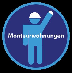 Monteurzimmer Kreis