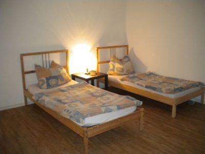 Schlafzimmer II der Ferienwohnung