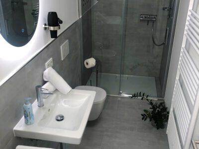 Badezimmer Whg 0.5x